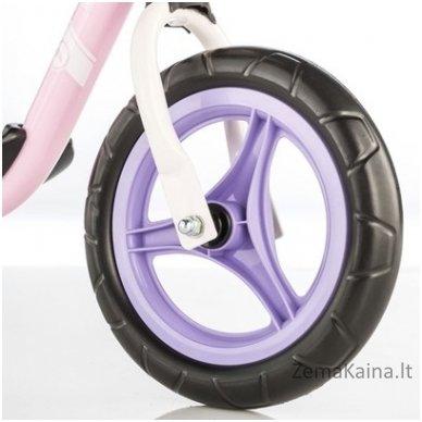 "Balansinis dviratukas Run 10"" Girl 2"