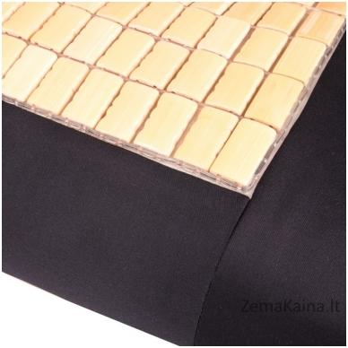 Bambukinis masažo kilimėlis inSPORTline Bambyro 170x60cm 6
