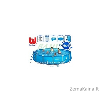Baseinas BESTWAY  - 457/91 cm  56434 4