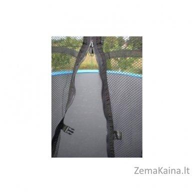 Batutas su apsauginiu tinkleliu 3.74 m 5