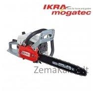Benzininis grandininis pjūklas Ikra Mogatec 1,8kW IPCS 46