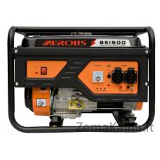 Benzininis generatorius AEROBS BS1500