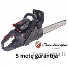 Benzininis grandininis pjūklas 1,5 kW Tonino Lamborghini PC 41 TL