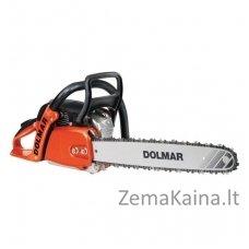 "Benzininis grandininis pjūklas Dolmar PS-420SC, 38cm, 15"", 2,2 kW"