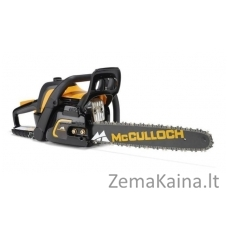 Benzininis grandininis pjūklas MCCULLOCH CS 50S, 2100 W, 50,2 cm³, 46 cm, 5,9 kg