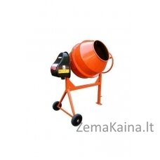 Betono maišyklė ALTRAD MK165/B, 165 l, 700 W, 72 kg