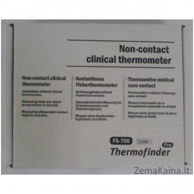Bekontaktis termometras HuBDIC FS-700 4