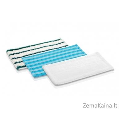 Belaidis dulkių siurblys-šluota 3in1 ETA544990000 MONETO AQUA PLUS su 21,6 V Li-ion baterija 7