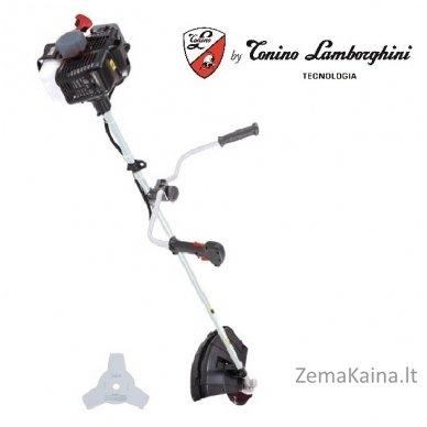 Benzininė krūmapjovė 0,9 kW Tonino Lamborghini PB 33 B TL 2