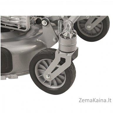 Benzininė savaeigė vejapjovė 2.64kW Grizzly BRM 56-163 BSA Q-360 Premium 5