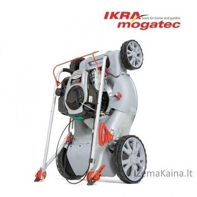 Benzininė savaeigė vejapjovė 51cm 2.5 kW Ikra 4in1 IBRM 51S 3
