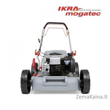 Benzininė savaeigė vejapjovė 51cm 2.5 kW Ikra 4in1 IBRM 51S 5