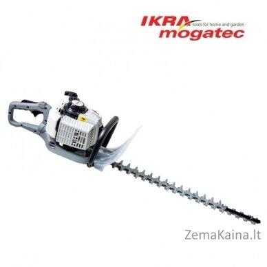 Benzininės gyvatvorių žirklės 0,7 kW Ikra Mogatec IPHT 2660 2