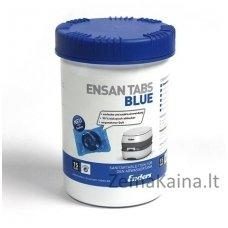 Biotualetų priežiūros priemonė Ensan Tabs Blue