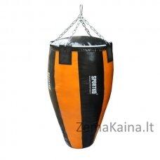 Bokso kriaušė / maišas SportKO GP5 100/50 50kg - Black