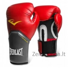 Bokso pirštinės Everlast - Red XS(8 oz)