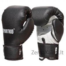 Bokso pirštinės SportKO PD2 - Black 10