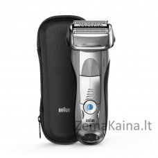 Braun Series 7  7893s, With Travel Case – Silver