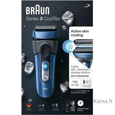 Braun Series 3 CoolTec CT4cc 2