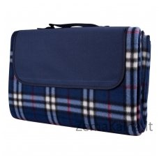 Pledas piknikams ISL Chequered Blue/White