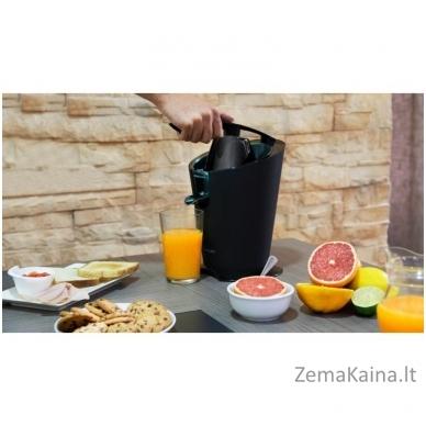Citrusinių vaisių sulčiaspaudė Cecotec Zitrus 160 Vita Black CE04092 4