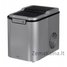 Clatronic EWB 3526 ledukų gaminimo aparatas 150 W 15 kg/24h Silver