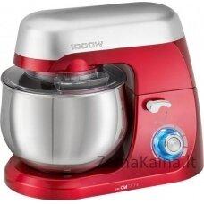 Clatronic KM 3709 virtuvinis kombainas 5 L Raudona 1000 W