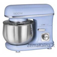 Clatronic KM 3711 virtuvinis kombainas 5 L Mėlyna 1100 W