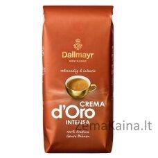 Kavos pupelės Dallmayr Crema d'Oro Intensa 1 kg