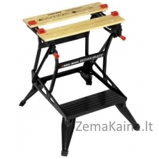 Darbastalis WM 536 Workmate, Black+Decker