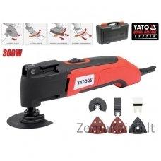 Daugiafunkcinis elektrinis įrankis 300W Yato (YT-82220)