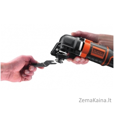 Daugiafunkcis elektrinis įrankis MT300KA + 11 priedų, Black+Decker 3