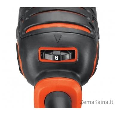 Daugiafunkcis elektrinis įrankis MT300KA + 11 priedų, Black+Decker 4