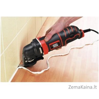 Daugiafunkcis elektrinis įrankis MT300KA + 11 priedų, Black+Decker 6