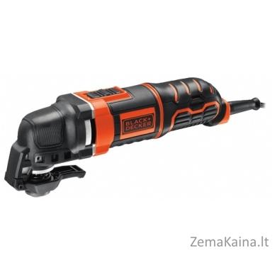 Daugiafunkcis elektrinis įrankis MT300KA + 11 priedų, Black+Decker
