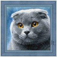 Deimantinė mozaika paveikslas - CAT AZ-1619