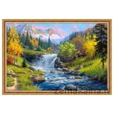 Deimantinė mozaika Gamta AZ 1821