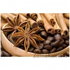 Deimantinė mozaika paveikslas - Coffee with Cinnamon AZ-1174