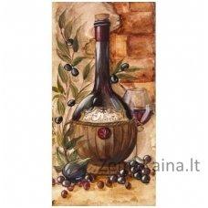 Deimantinė mozaika paveikslas Chianti 1 AZ-1002
