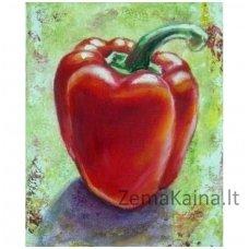 Deimantinė mozaika paveikslas  Red Pepper AZ-1382