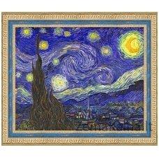 Deimantinė mozaika paveikslas - The Starry Night AZ-1528