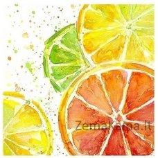 Deimantines mozaikos rinkinys - Citrus Mix WD289
