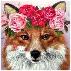 Deimantines mozaikos rinkinys - Foxy Lady WD271
