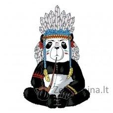 Deimantines mozaikos rinkinys - Hippie Panda WD216