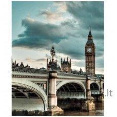 Deimantines mozaikos rinkinys - LONDON SKY WD103