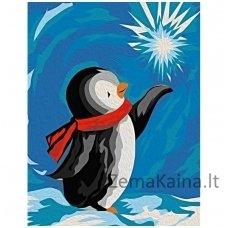 Deimantines mozaikos rinkinys - Penguin WD306