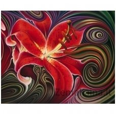 Deimantines mozaikos rinkinys - RED FANTASY AZ-1395