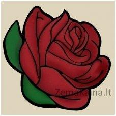 Deimantines mozaikos rinkinys - Rose Bud WD299