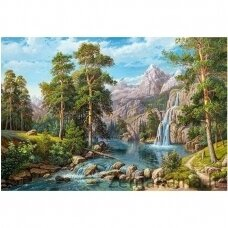 Deimantines mozaikos rinkinys WD2459 100 x 68 cm