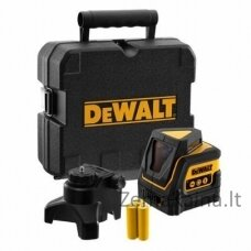 DeWALT 3DW0811-XJ 30 m Vienodo lygmens gulsčiukas